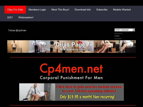 Cp4men.net Euro Direct Debit