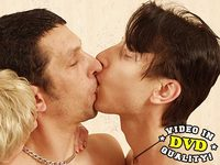 First Gay Orgy With European Credit Card s1