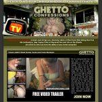 Ghetto Confessions Fxbilling