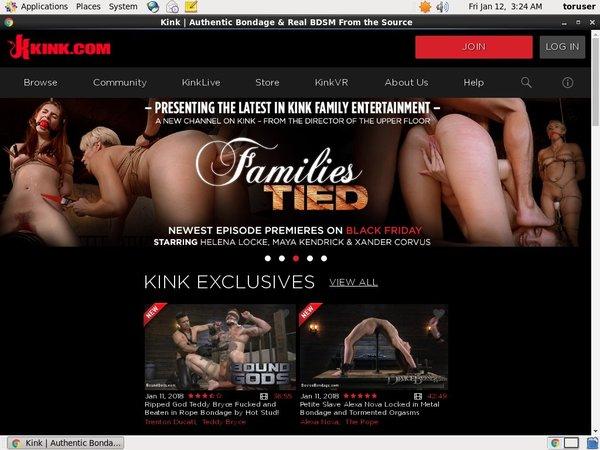 kink com login