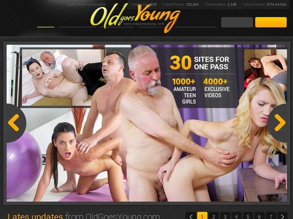 New Oldgoesyoung.com