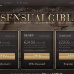 Sensualgirl.com Passes