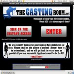 The Casting Room Websites