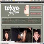Tokyo Face Fuck Checkout