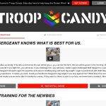 Troop Candy Password Login