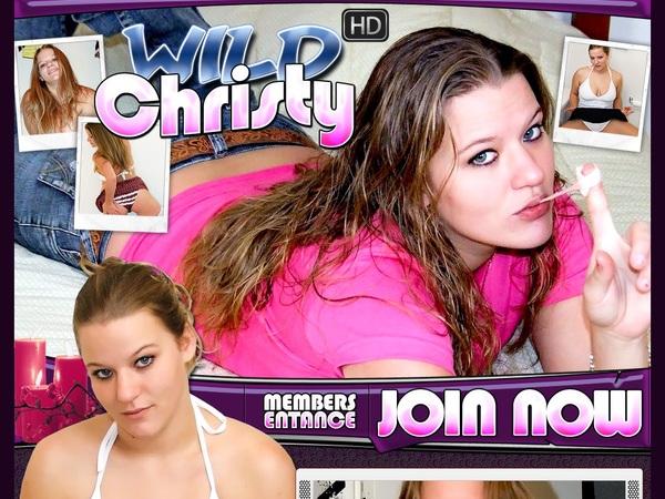 Wild Christy Gay