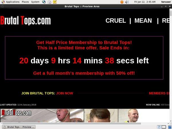 Brutaltops.com Piss