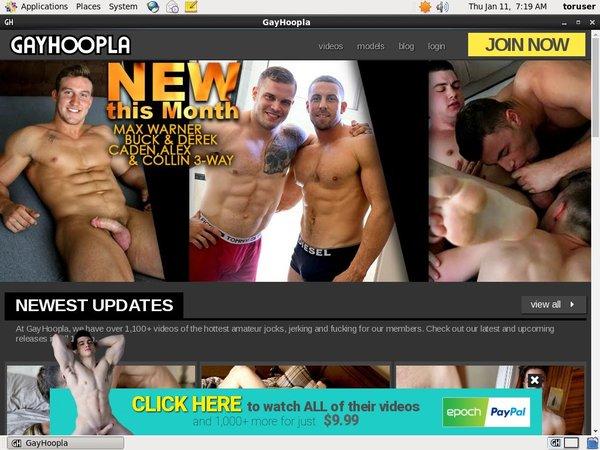 Gayhoopla.com With Visa