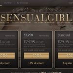 Sensual Girl Get A Password