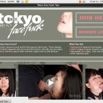 Tokyo Face Fuck Pass