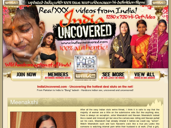 Indiauncovered.com Official