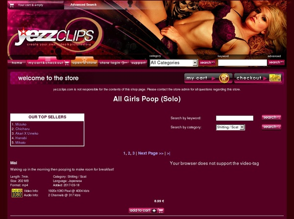 How To Join Yezzclips.com For Free