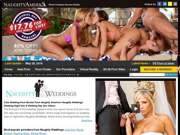 Naughty Weddings Clips For Sale