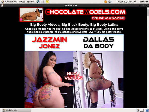 Chocolate Models Mobile Join Again