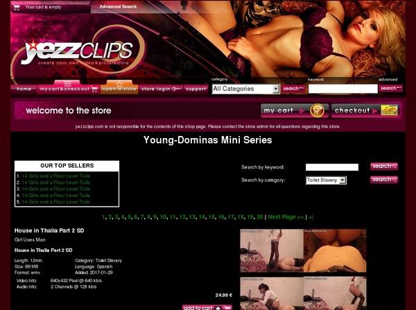 Yezzclips.com Trailer