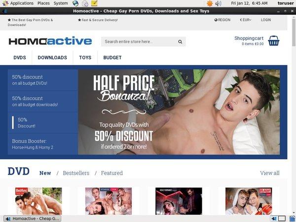 Homoactive GXBill