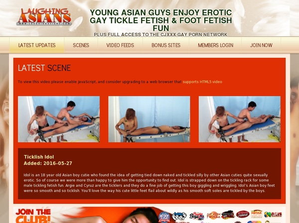 Laughingasians Free Entry