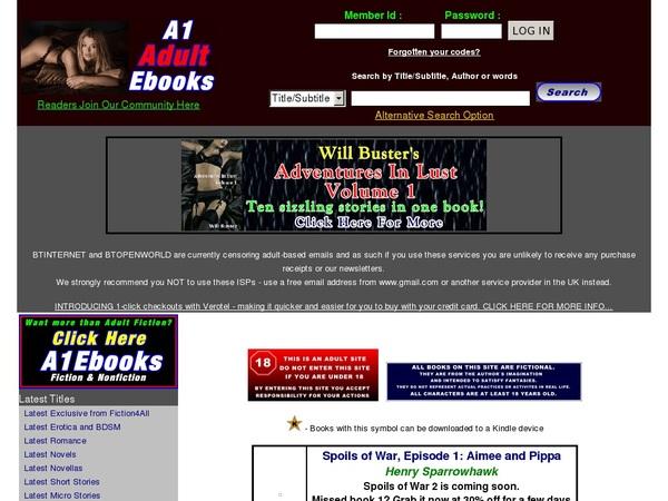 A1adultebooks.com Anal