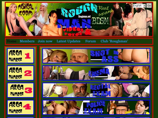Free Rough Man Account And Password