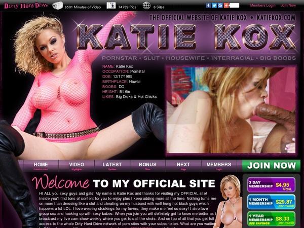 Katiekox Join Again