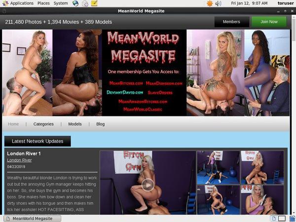 Mean World Acc Premium